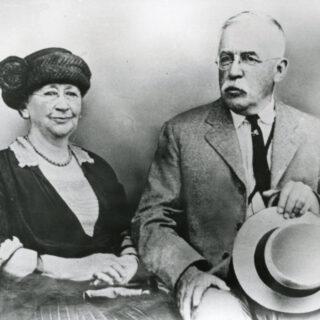 General & Mrs. Trexler
